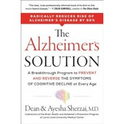 The Alzheimer's Solution: A Breakthrough Program to Prevent and Reverse the Symptoms of Cognitive Decline at Every Age, Hardcover