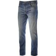 diadora 170750-C6207 50 Pantalone Da Lavoro Jeans Con 5 Tasche Taglia 50 Colore Blu - Stone 5 Pkt - 170750-C6207