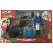 Paradise Horse Horses Poz-ABLES - English Set