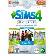 De Sims 4 Bundel Pakket 4 (Vampieren + 2 Acc.) Origin Game Key