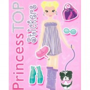 Editura Girasol - Princess Top Stickers Roz