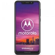 Телефон Motorola One 64GB, Dual SIM, черен