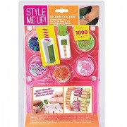 Wooky Entertainment Style Me Up! Sequin Stacker Kit Teal