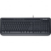 Tastatura Microsoft Wired Keyboard 600, USB, Negru
