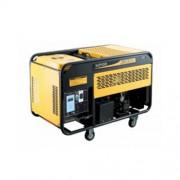 Generator de curent monofazat KIPOR KDE 12 EA, 9.5 kVA, diesel, pornire electrica