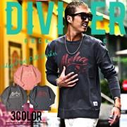 ビター系アメカジクルートレーナー メンズトレーナー【リュリュ】 ベルーナ