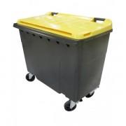 Atoutcontenant 10x Conteneur déchets 500 litres
