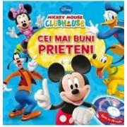 Disney Mickey Mouse - Cei mai buni prieteni + CD audio