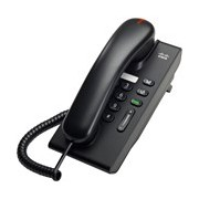 Cisco Unified 6901 IP Phone - Refurbished - Wall Mountable, Desktop - Charcoal