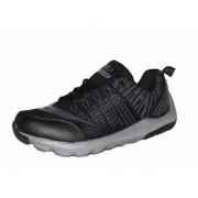 Max Air Sports Running Shoes 606 Black