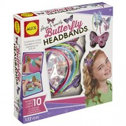 Alex Toys Do It Yourself Wear Layer and Sparkle Butterfly Headbands, Multi Color