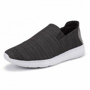 Ethics Premium Pro Sports Grey Casual Stylish Sports Loafer Shoes for Mens
