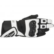 alpinestars Motorradhandschuhe kurz Alpinestars Stella SP Air Damen Handschuh schwarz/weiß L weiß