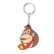 Breloc Nintendo Round Rubber Donkey Kong