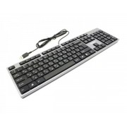A4 TECH KD-300 X-Slim USB US crna tastatura