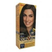 Coloração Creme Cor & Ton Niely Castanho Claro 5.0