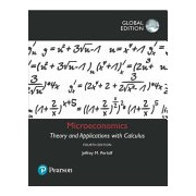 Microeconomics: Theory and Applications with Calculus, Global Edition (Perloff Jeffrey M.)(Paperback) (9781292154459)