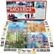 Family Pastimes / Search & Rescue - A Co-operative Adventure Game