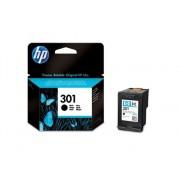 HP Cartucho de tinta Original HP 301 Negro para HP DeskJet, HP OfficeJet y HP ENVYCartucho tinta HP 301 original negro (CH561EE)