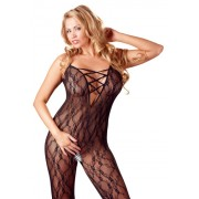 Mandy Mystery Open Catsuit - 2XLarge-3XLarge