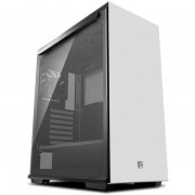 Carcasa Deepcool Macube 310, Middle Tower, Tempered Glass (Alb)