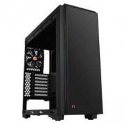 Кутия THERMALTAKE Versa C23 TG RGB Черна, THER-CASE-CA-1H7-00M1W N-00