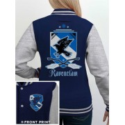 Harry Potter - Baseball Varsity Jacket Ravenclaw Quidditch