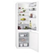 Combina frigorifica incorporabila SCB51811LS, 268 l, Clasa A+, Alb