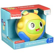 Fisher Price Toy Bright Beats Spin & Crawl Tumble Ball Beatbo