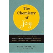 The Chemistry of Joy: A Three-Step Program for Overcoming Depression Through Western Science and Eastern Wisdom, Paperback