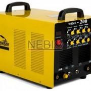 Aparat de sudura Intensiv WSME 200 AC/DC, Galben/Negru