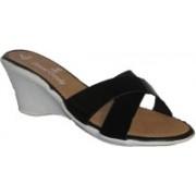 Carat Candy & Co. Women Black Heels