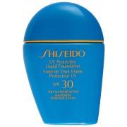 Shiseido Sun Protection UV Protective Liquid Fondotinta Dark Beige (30 ml)
