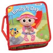 Lamaze Juguete Didactico Lamaze Libro de Emily
