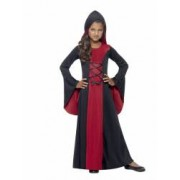 Costum vampirita copii Halloween 130 cm 6-7 ani