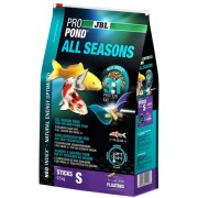 JBL ProPond All Seasons S, 0,5kg, 4124700, Hrana pesti iaz sticks