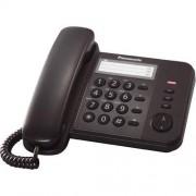 Telefon analogic Panasonic KX-TS520FXB Redial Trepte volum sonerie 6 Negru