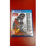 Metal Gear Solid V : The definitive experience pro PS4 použitá