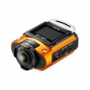Ricoh WG-M2 Camera de Actiune 4K Portocalie