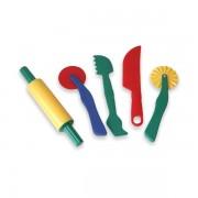Set de accesorii pentru modelaj cu plastelina - Miniland