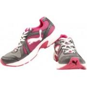 Puma Kuris II Wn-s Ind Running Shoes For Women(Silver, Pink)