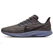 Nike Air Zoom Pegasus 36 Zapatillas de correr para hombre, Thunder Grey/Black-pumice-stellar Indigo, 13 US
