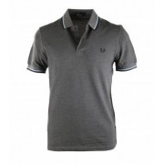 FRED PERRY Slim Fit Twin Tipped Shirt (XXL)