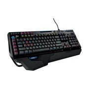 Logitech Orion Spectrum G910 Keyboard - Cable Connectivity - USB 2.0 Interface