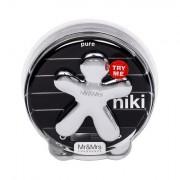 Mr&Mrs Fragrance Niki naplnitelná vůně do auta 1 ks unisex