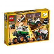 Camion gigant cu burger LEGO 31104