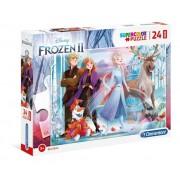 clementoni Puzzle Disney Frozen 2 24 Pezzi