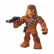 Figura Chewbacca Heroes Galaxia Mega Mighties - Hasbro