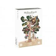 LONDJI Mon Arbre Puzzle Réversible - 56 Pièces - Dès 5 ans