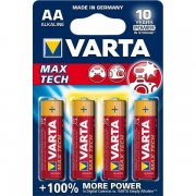 VARTA baterie alcalina MAX TECH AA LR6 - blister4